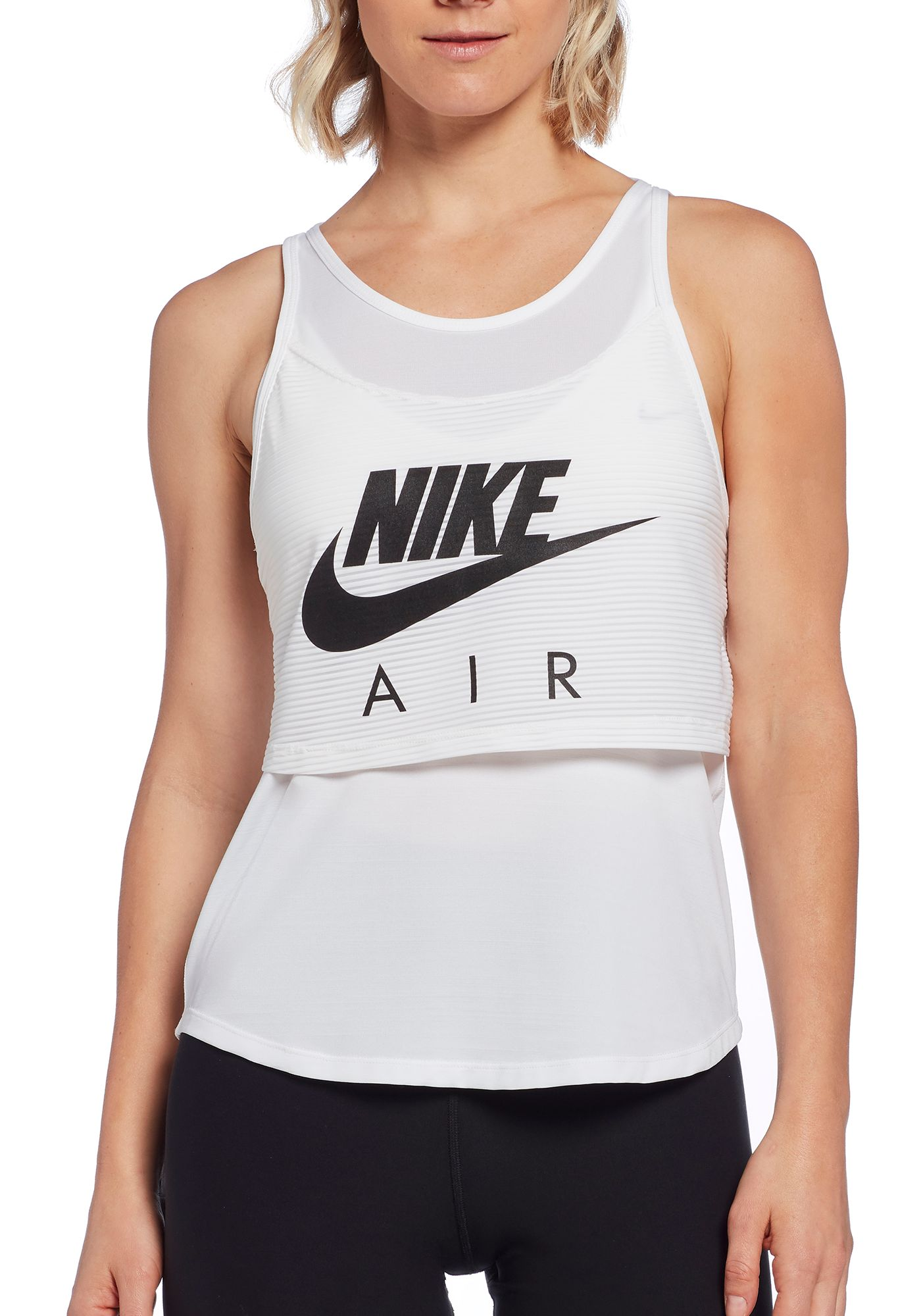 Nike Air Women's Mesh Running Tank Top