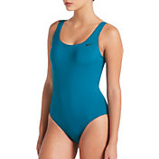 24044f9452cec Product Image · Nike Women's Solid U-Back One Piece Swimsuit