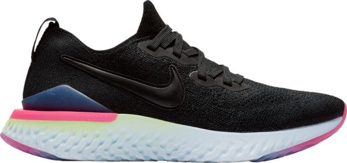 7b5ca160dee7c Nike Women's Epic React Flyknit 2 Running Shoes | DICK'S Sporting Goods