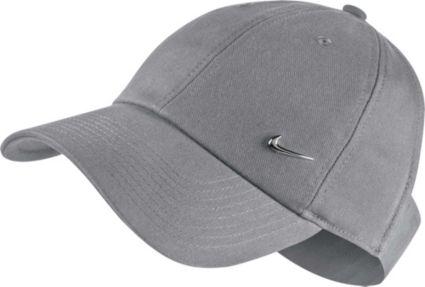 Nike Women s Sportswear Open Back Visor Hat  b05b4b83fd0