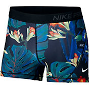Nike Women's Pro 3'' Printed Shorts