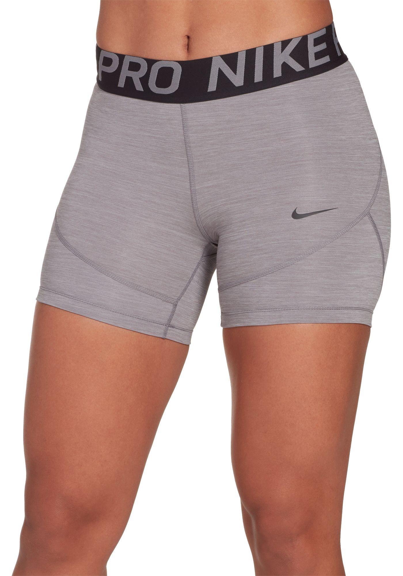 "Nike Women's Pro 5"" Shorts"