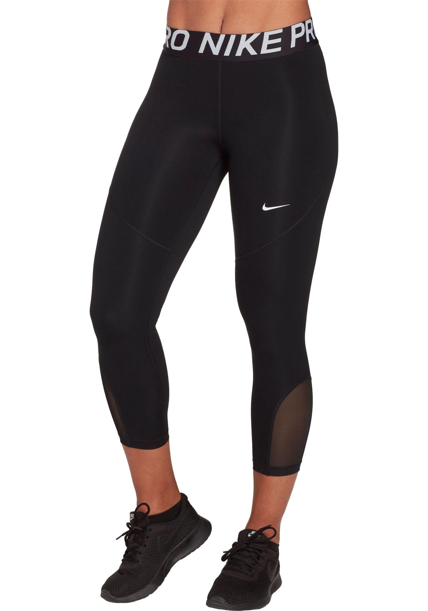 Nike Women's Pro Crop Tights