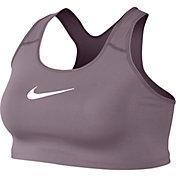 Nike Women's Plus Size Solid Unpadded Sports Bra