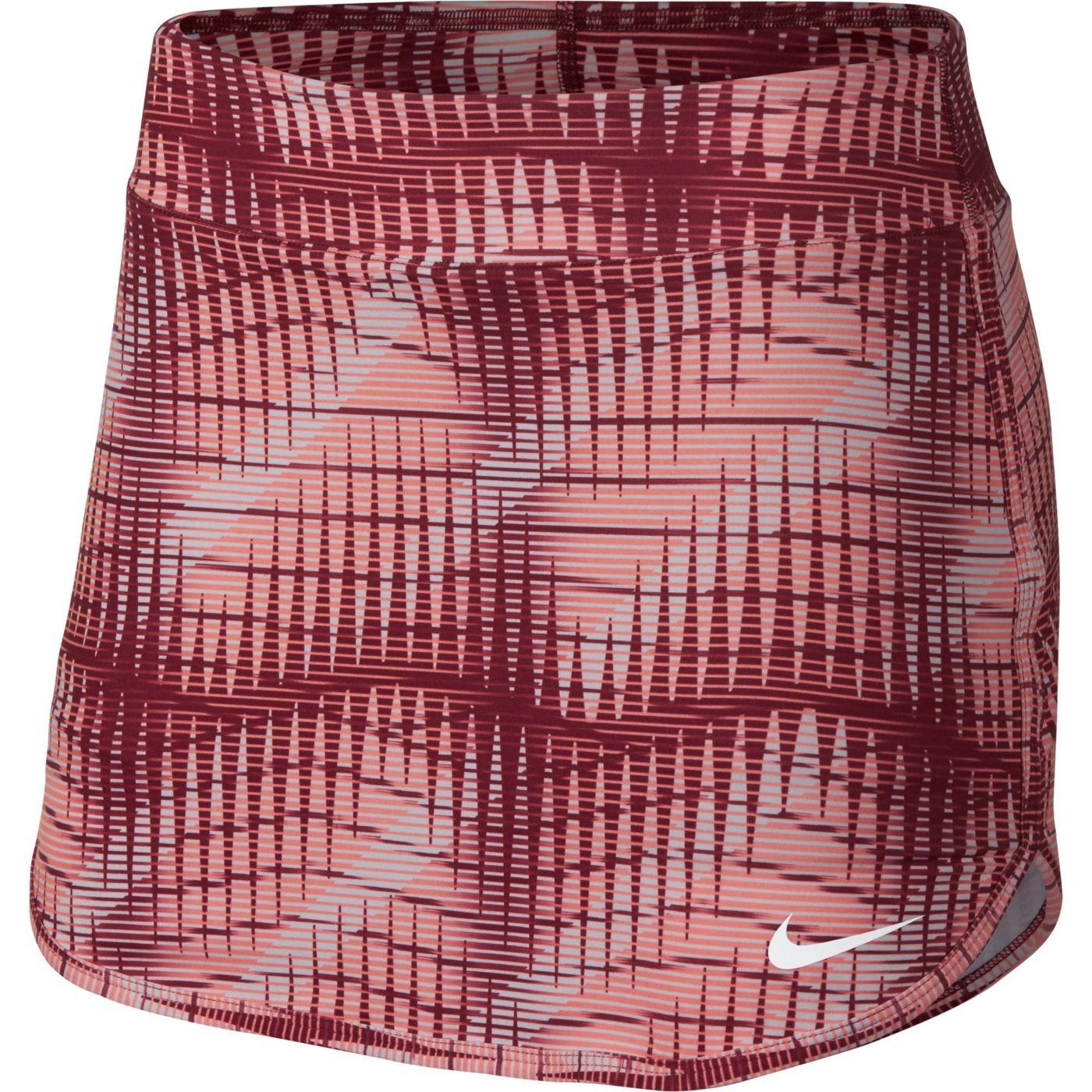 Nike Women's Printed Pure Tennis Skirt