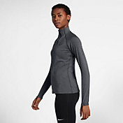 Nike Women's Pro Warm Half-Zip Running Shirt