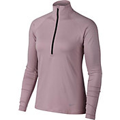 Nike Women's Pro Warm Half-Zip Training Pullover