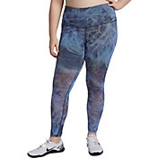 Nike Women's Plus Size Power Tulle Training Tights