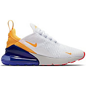 db9d34f3237 Product Image · Nike Women s Air Max 270 Shoes in White Laser Orange