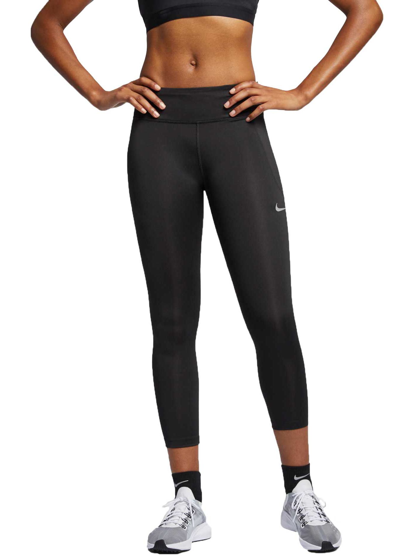 Nike Women's Run Fast Cropped Legging