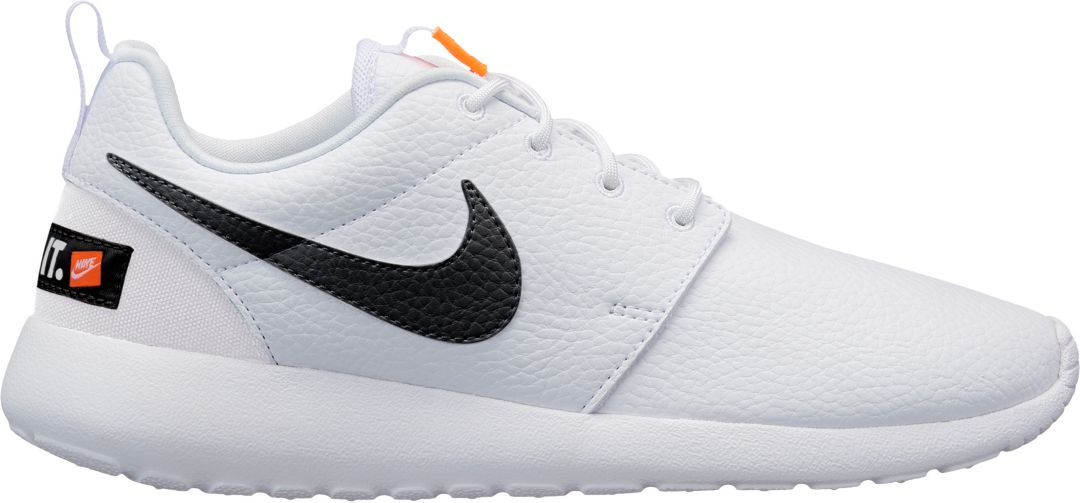 a13772374 Nike Women's Roshe One Premium Just Do It Shoes | DICK'S Sporting Goods