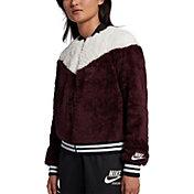 Nike Women's Sportswear Sherpa Windrunner Jacket