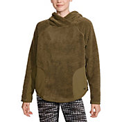 Nike Women's Sherpa Therma Fleece Training Hoodie