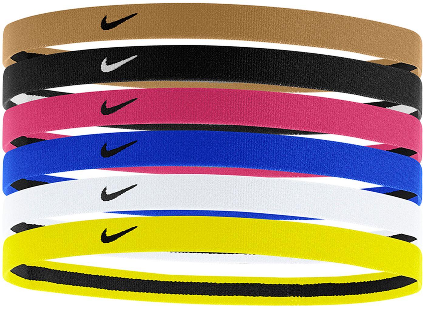 Nike Women's Assorted Headbands – 6 Pack