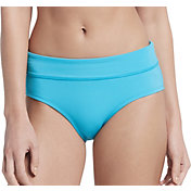 Nike Women's Solid Full Swim Bottom