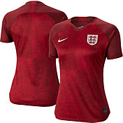 Nike Women's 2019 FIFA Women's World Cup England Breathe Stadium Away Replica Jersey