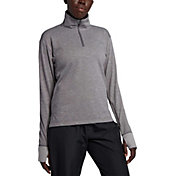 Nike Women's Therma Sphere Element Half-Zip Running Pullover