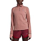 Nike Women's Therma Sphere Element Half-Zip Running Pullover
