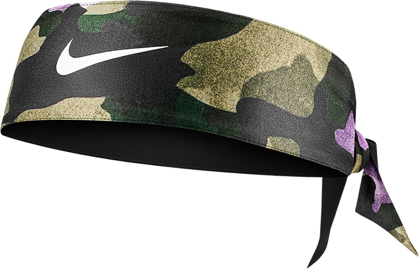 Nike Women's Dri-FIT Graphic Print 2.0 Head Tie
