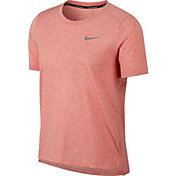 Nike Women's Miler Short Sleeve Running Shirt