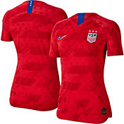 Nike Women's 2019 FIFA Women's World Cup USA Soccer Vapor Authentic Match Away Jersey