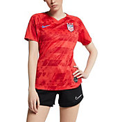 Nike Women's 2019 FIFA Women's World Cup USA Soccer Breathe Stadium Away Replica Jersey