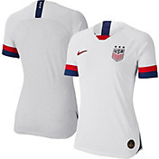 Nike Women's 2019 FIFA Women's World Cup USA Soccer Vapor Authentic Match Home Jersey