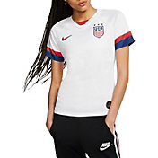 Nike Women's 2019 FIFA Women's World Cup USA Soccer Breathe Stadium Home Replica Jersey