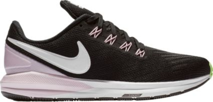 competitive price 16ab8 c8435 Nike Women s Air Zoom Structure 22 Running Shoes