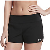 Nike Women's Solid Element Swim Board Shorts