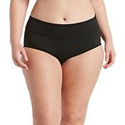 Nike Women's Plus Size Solid Full Swim Bottoms