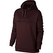 Nike Women's Therma Fleece Graphic Training Hoodie