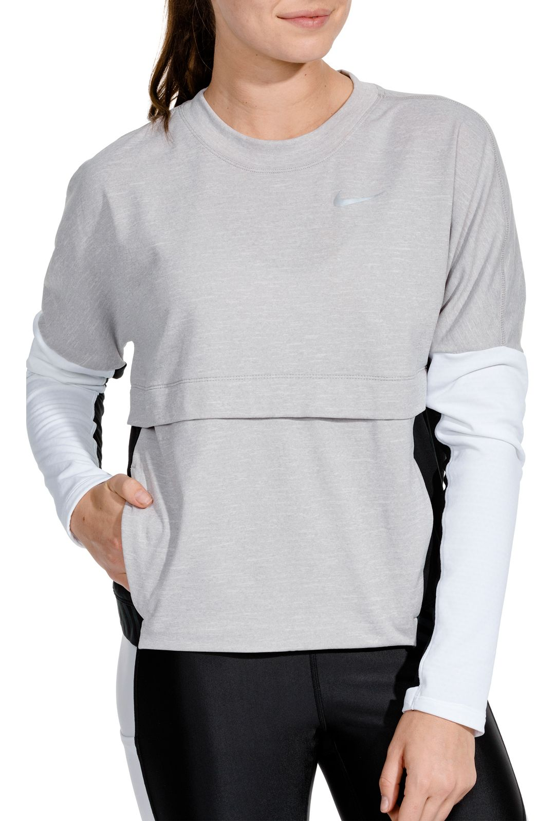 6a3a30ae15318 Nike Women's Dri-FIT Therma Sphere Long Sleeve Running Top | DICK'S ...