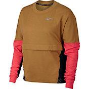 Nike Women's Dri-FIT Therma Sphere Long Sleeve Running Top