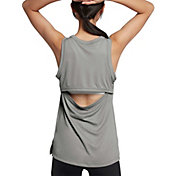 Nike Women's Tomboy Open Back Tank Top
