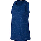76352102 Product Image · Nike Women's Dri-FIT Tomboy Veneer Tank Top