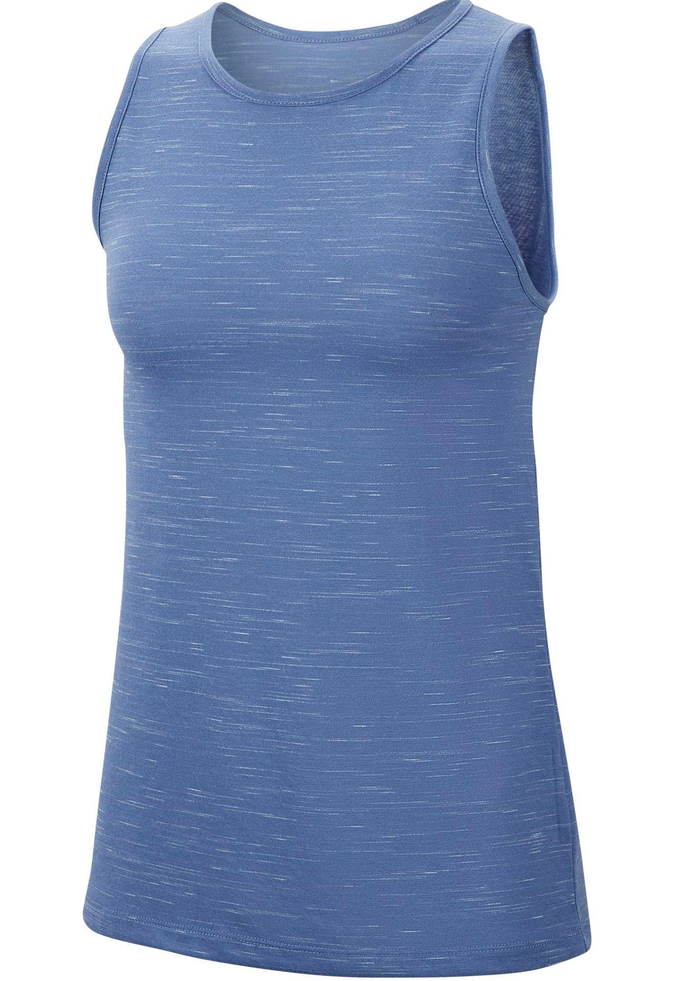 Nike Women's Dri-FIT Tomboy Veneer Tank Top