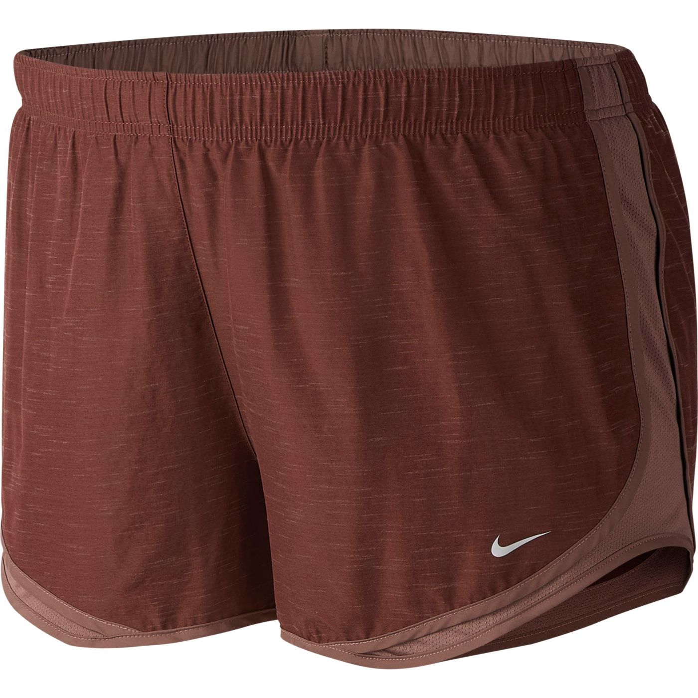 Nike Women's Plus Size Tempo Heatherized Fashion Tempo Shorts
