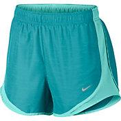 Nike Women's 3'' Dry Tempo Heatherized Running Shorts
