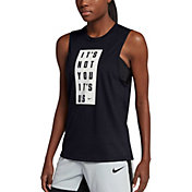Nike Women's Dri-FIT 'It's You' Basketball Tank Top