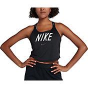 Nike Women's Dry Graphic Elastika Training Tank Top