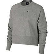 5ef8a400b8c8 Product Image · Nike Women s Versa Slash Training Crew Pullover