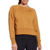 Nike Women's Versa Slash Training Crew Pullover