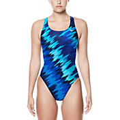 Nike Women's Performance Immiscible V-Back Swimsuit