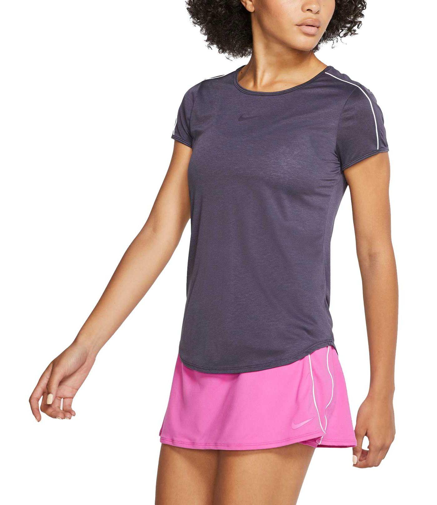 Nike Women's NikeCourt Dri-FIT Tennis T-Shirt