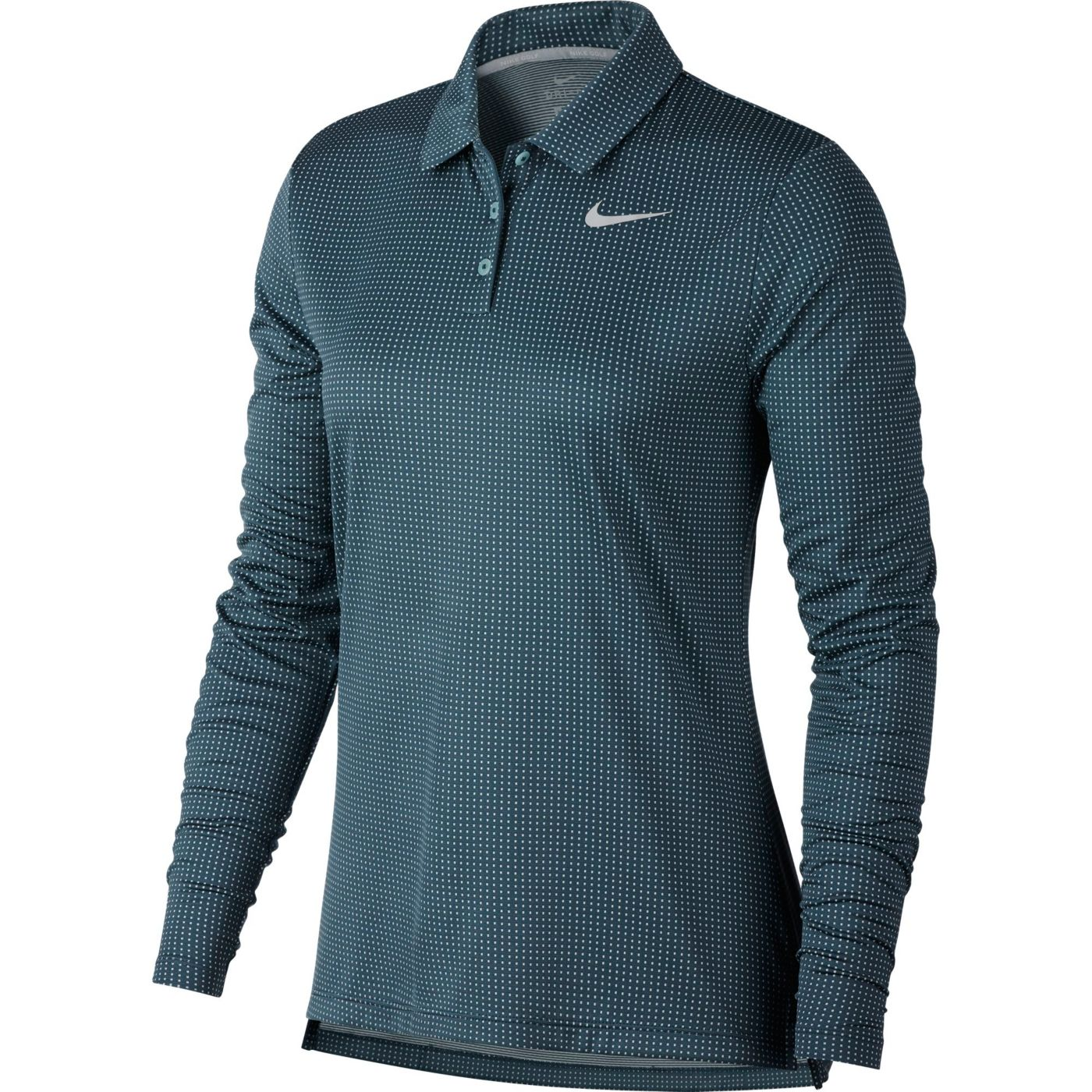 Nike Women's Dry Long Sleeve Core Golf Polo