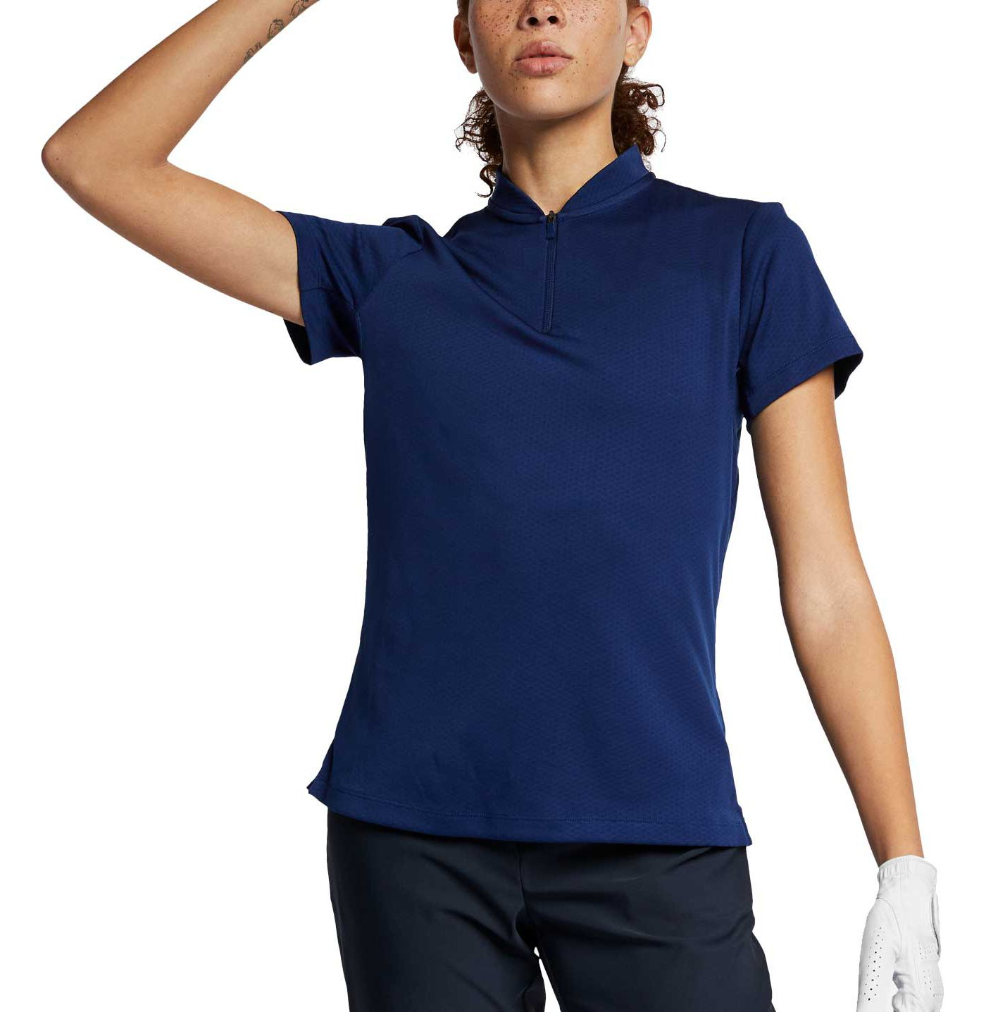 Nike Women's Dri-FIT Blade Golf Polo