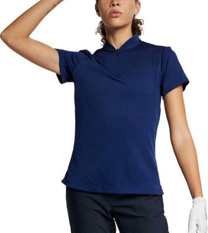 Nike Women's Dri-FIT Blade Golf Polo