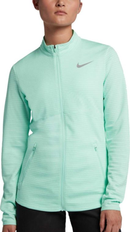 Nike Women's Dry Full-Zip Golf Jacket