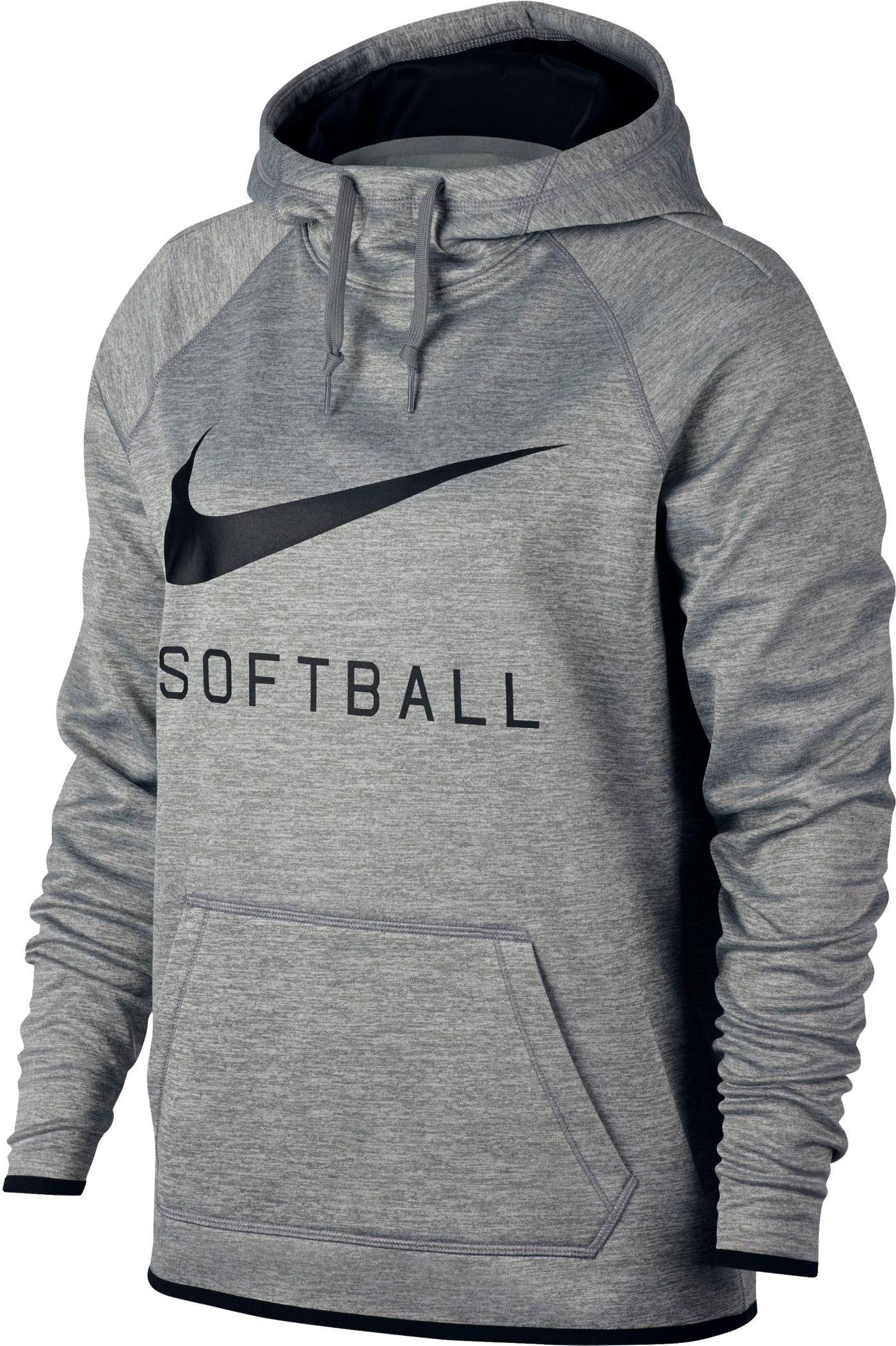 Nike Women's Softball Pullover Hoodie